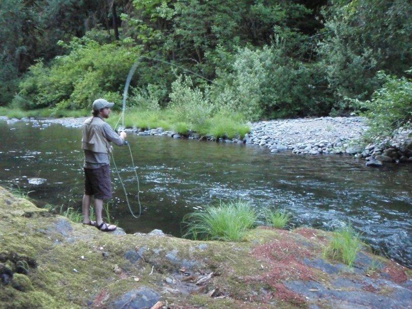 July 2009 the fishing dojo for Fishing area near me